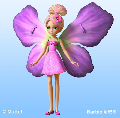 Barbie Thumbelina Twillerbee