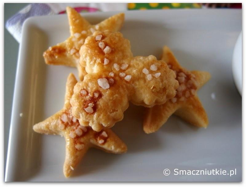 Świąteczne ciastka półfrancuskie
