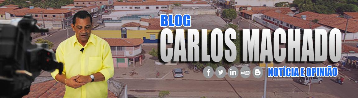 Novo Blog do Carlos Machado notícia e opinião