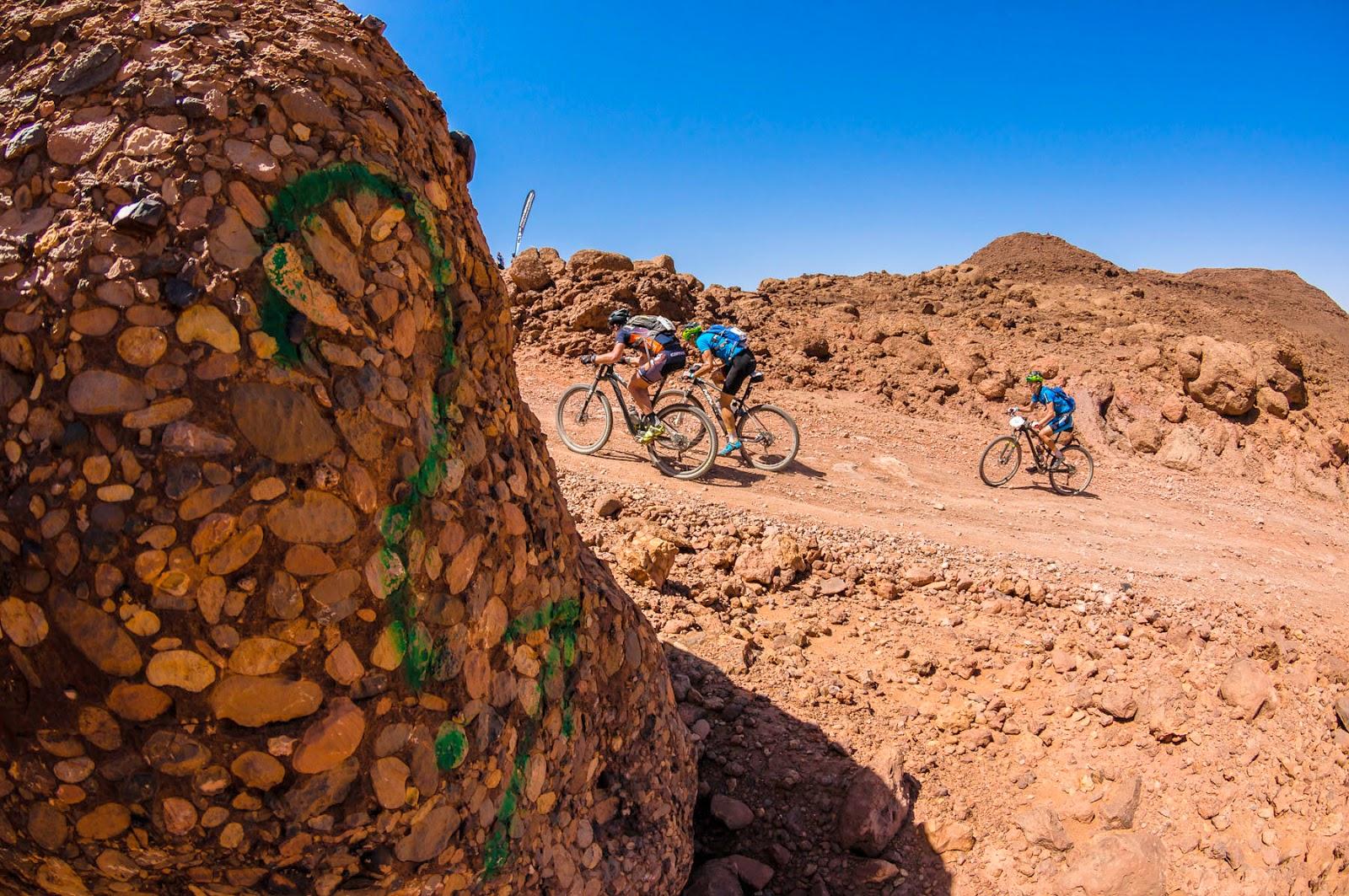 titan desert 2014