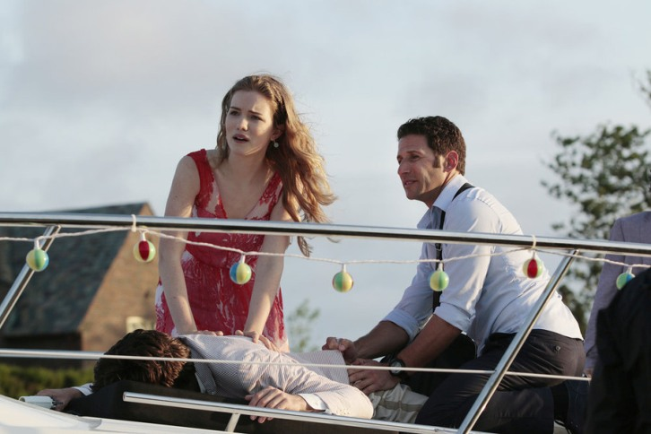 Royal Pains - Episode 6.08 - I Did Not See That Coming - Promotional Photos