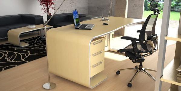 Elegant Design and Contemporary Office Desk