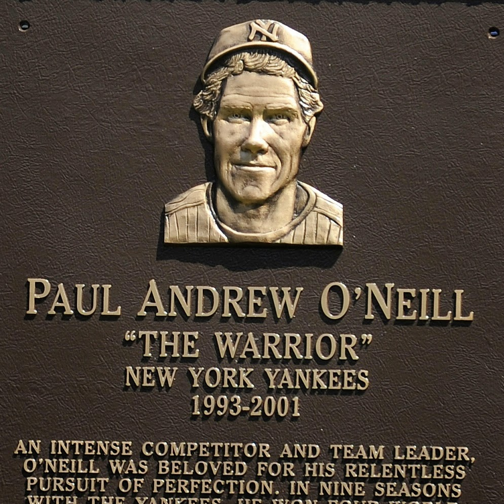 Paul O'Neill Day