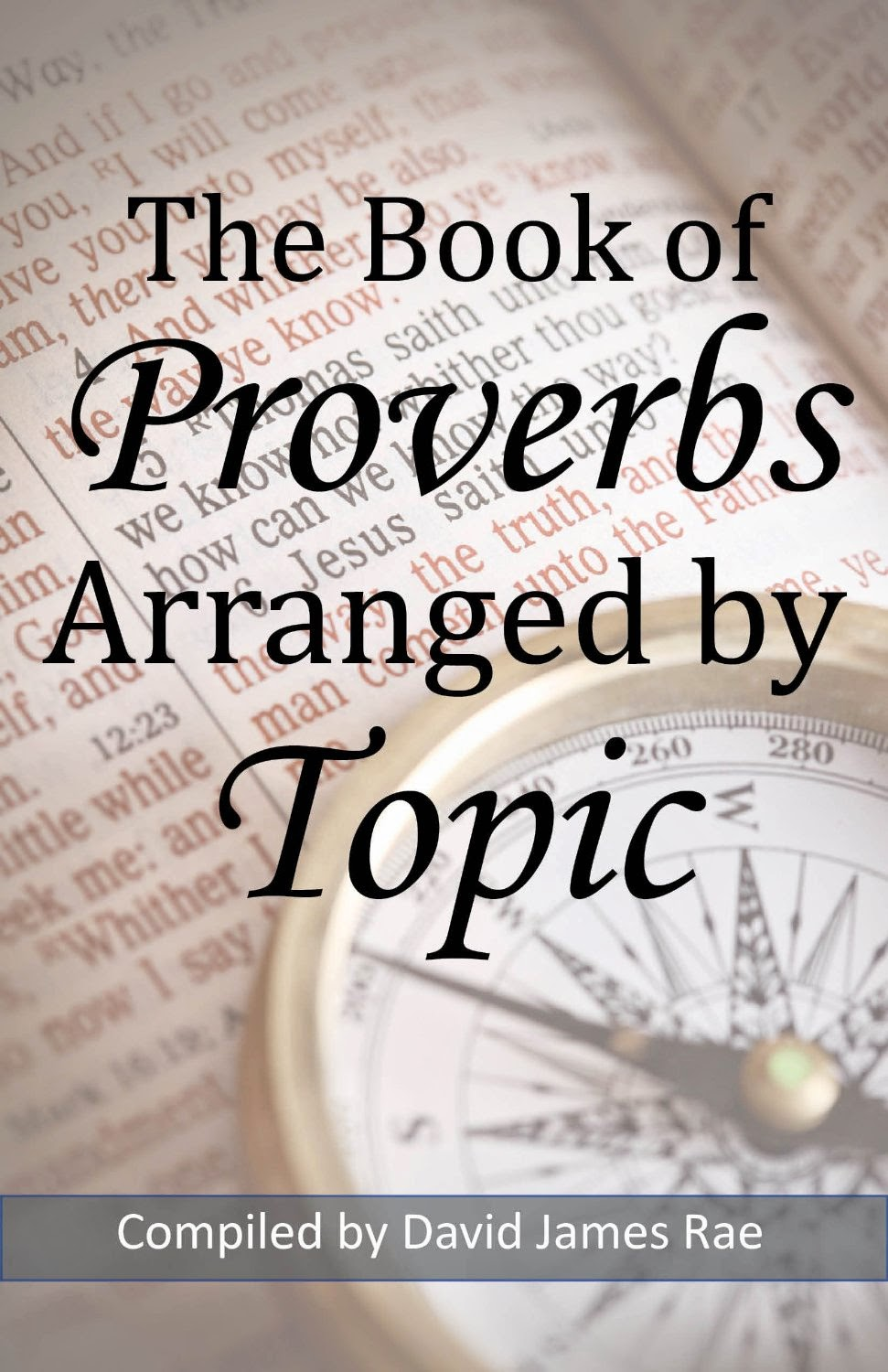 the book of proverbs relation to Wisdom is deeply related to the person of jesus christ himself  the book of proverbs similarly warns young men of the extreme dangers of yielding to the .