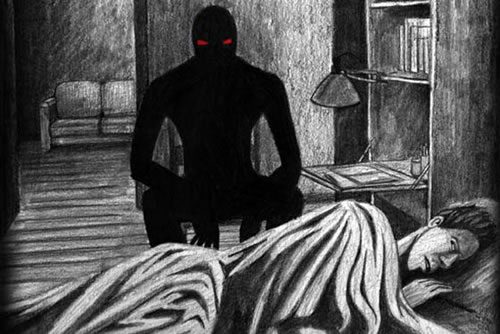 Sombra Negra Paranormal