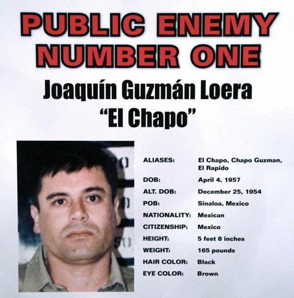 Identiti El Chapo