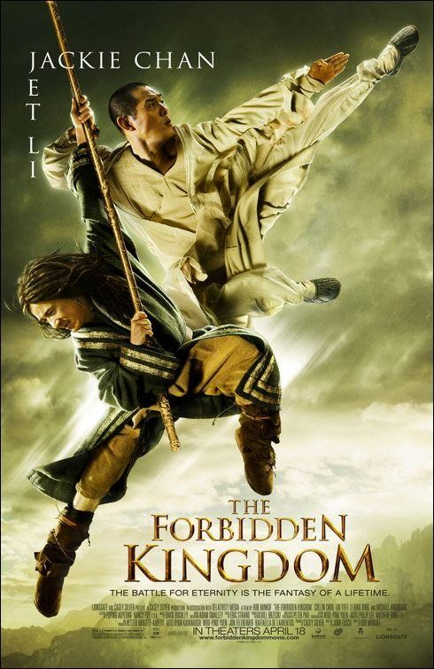Ver The Forbidden Kingdom online