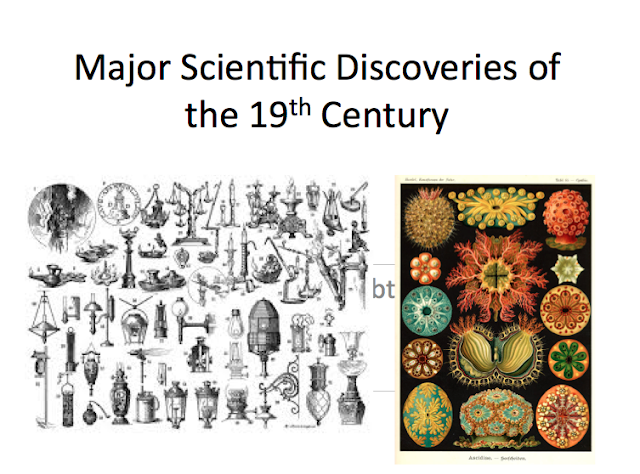 major scientific discoveries of the 19th