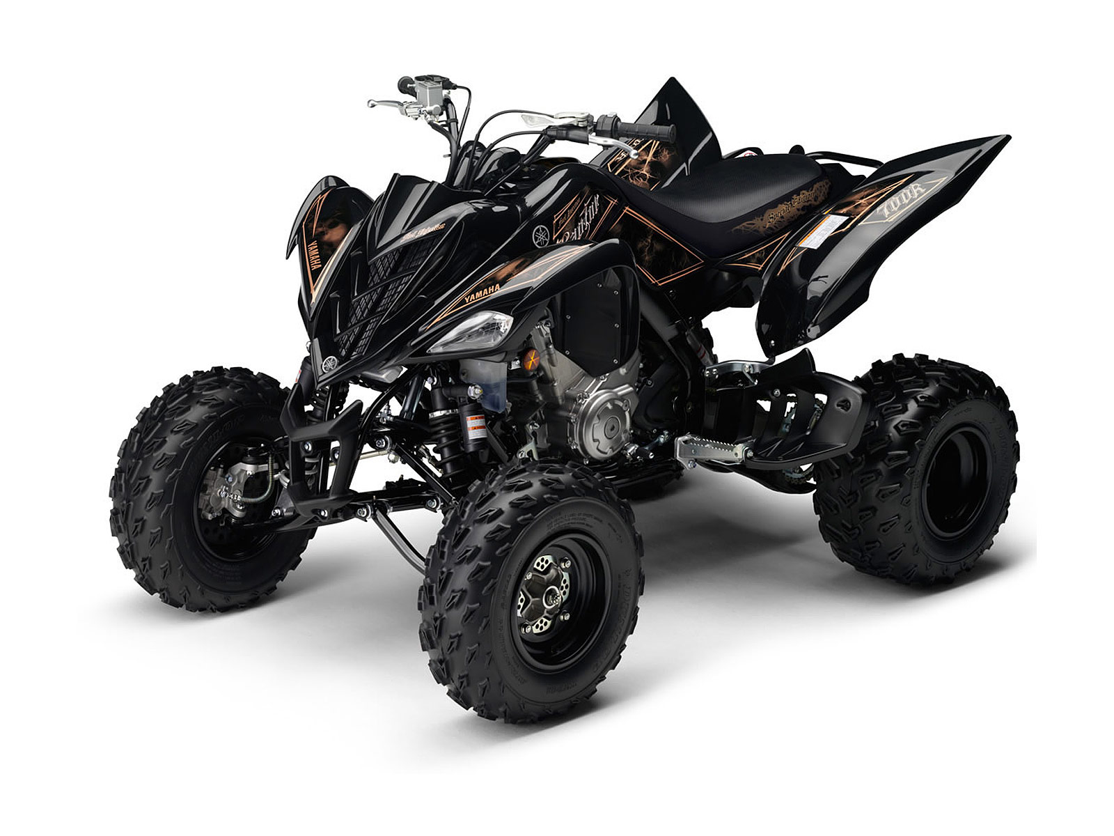 2012 yamaha raptor 700r se atv pictures specifications. Black Bedroom Furniture Sets. Home Design Ideas
