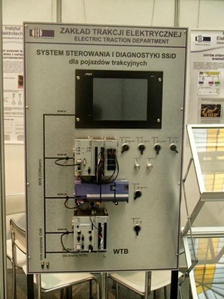 7. Międzynarodowa Warszawska Wystawa Wynalazków - jeden z eksponatów