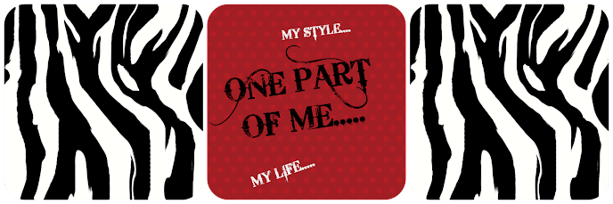 One part of me...
