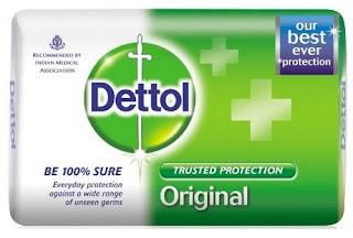 Dettol Soap Value Pack Original