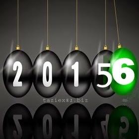 DP BBM Unik Selamat Tahun Baru 2016