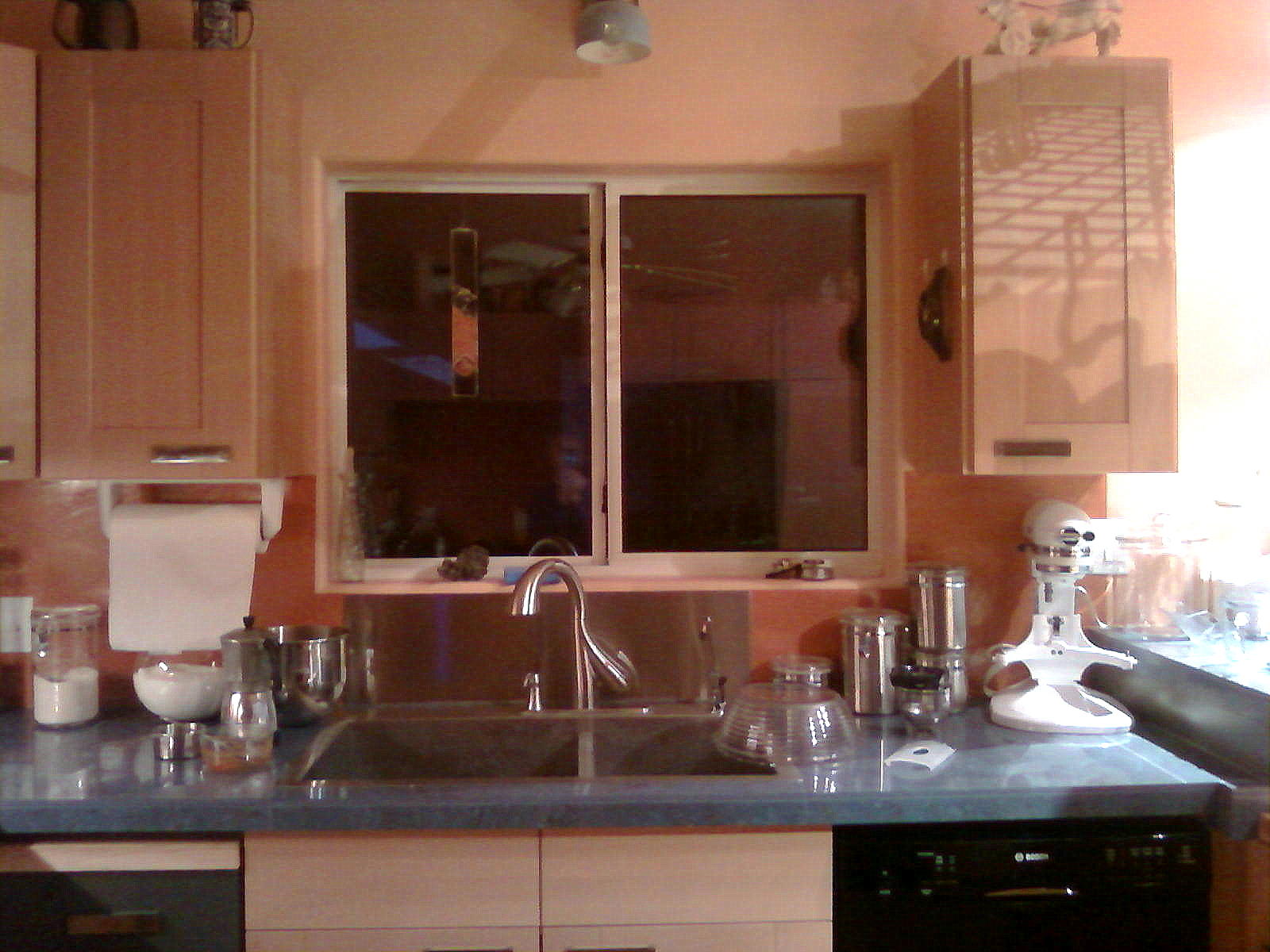 Unique kitchen remodeling ideas kitchen window before for Cool kitchen remodels