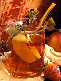Apple-Berry Cider
