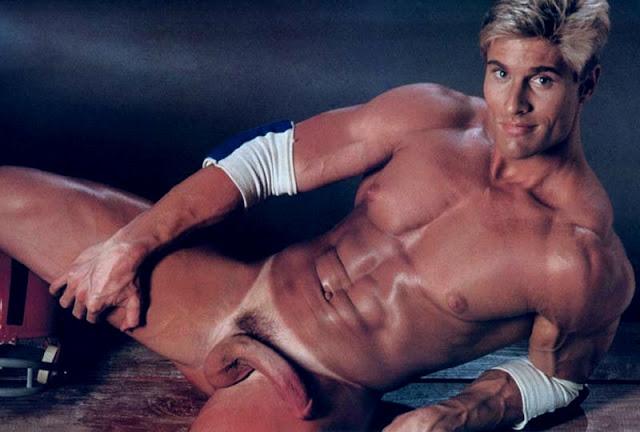 Steve fox gay porn star