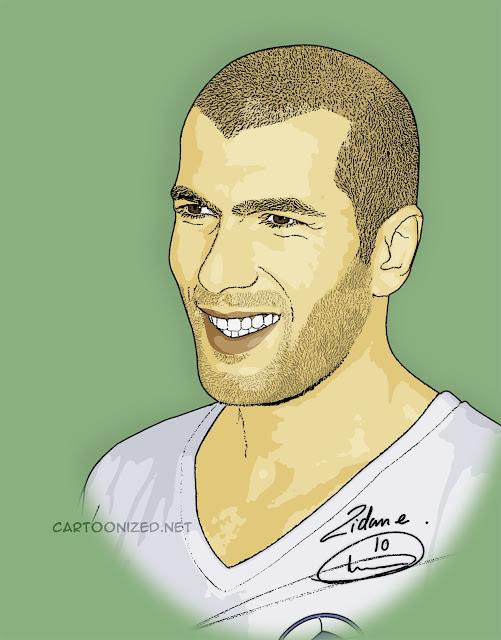 Zinedine Zidane Funny Zinedine Zidane Funny Picture Of Zinedine Zidane