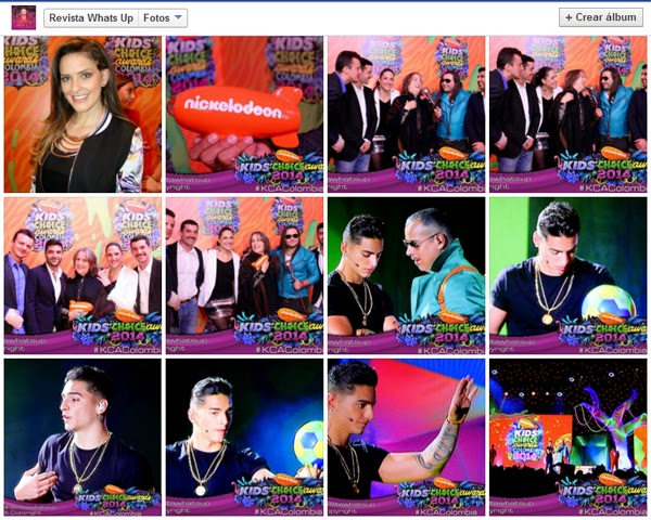 FOTOS-ALFOMBRA-NARANJA--kids-choice-awards-colombia-2014