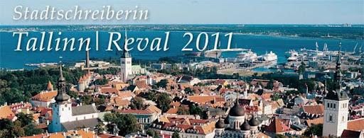 Stadtschreiberin Tallinn/Reval 2011
