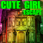 Games4King Cute Girl Escape