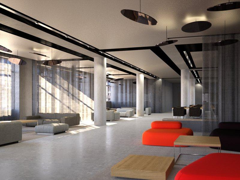 Candana hotel barcel hamburg for Interior designer hamburg