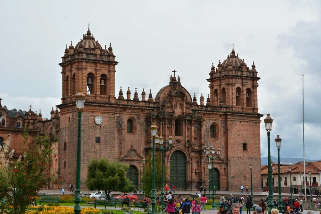 Plaza de Armas Cusco Cathedral
