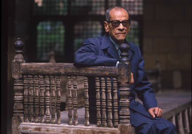 a biography of naguib mahfouz the egyptian writer No authoritative biography has been written about naguib mahfouz (mahk-fewz) egyptian culture respects privacy the celebrated writer, though accessible, assumed an.