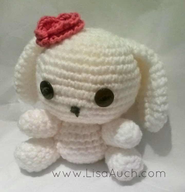 Free Crochet Patterns and Designs by LisaAuch: The Cutest ...