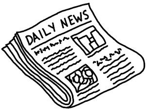 Newspaper in Latin