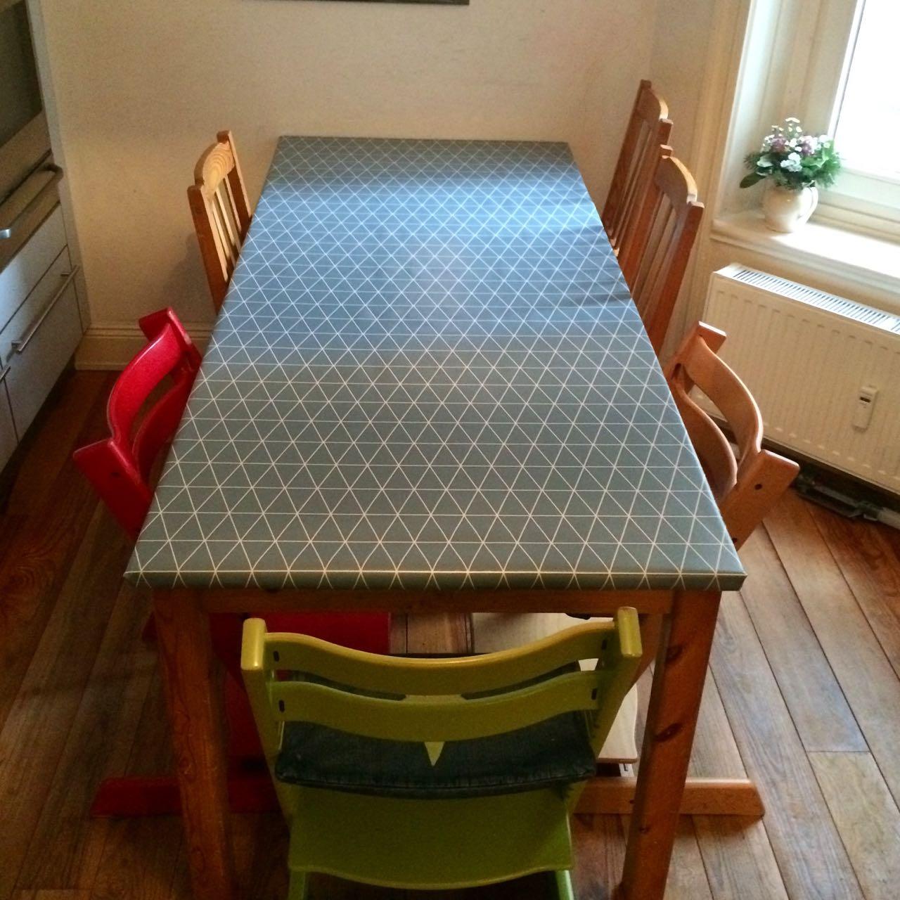 Draußen nur Kännchen!: Ich hätte gerne einen neuen Küchentisch ...