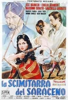 La scimitarra del Saraceno 1959