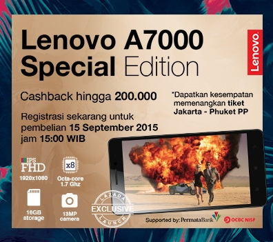 Flash Sale Lenovo A700 Special Edition Lazada