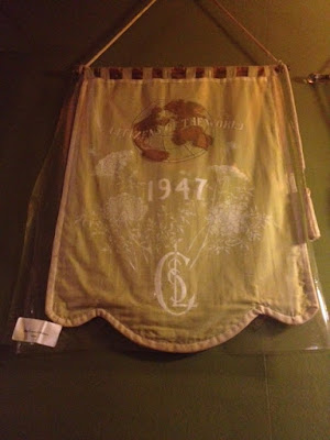 preservation and conservation of historic textile banners and flags is the specialty of Spicer Art Conservation