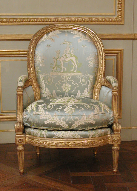 Armchair (part of a set) Louis Delanois, ca. 1770–75