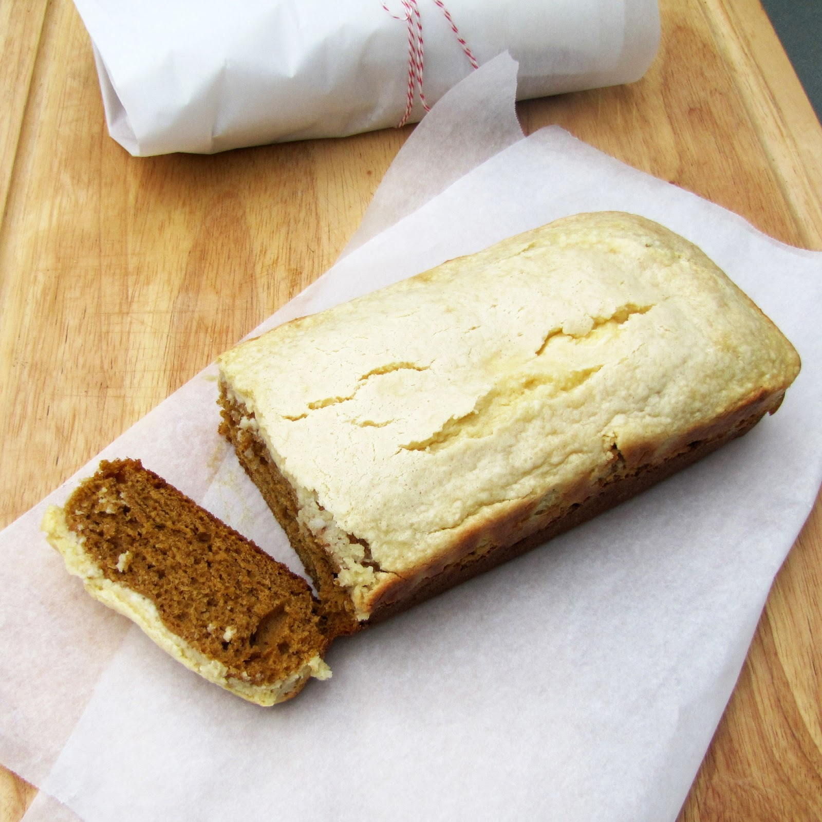 Rumbly in my Tumbly: Pumpkin Spice Cream Cheese Bread