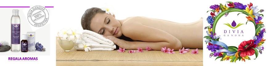 Aromaterapia - Divia Gandha - Ser en Esencia