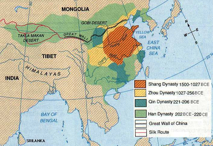 the history of the chinese civilization However, the origins of chinese civilization itself may date back 2,400 years  earlier than previously thought, according to researchers who.