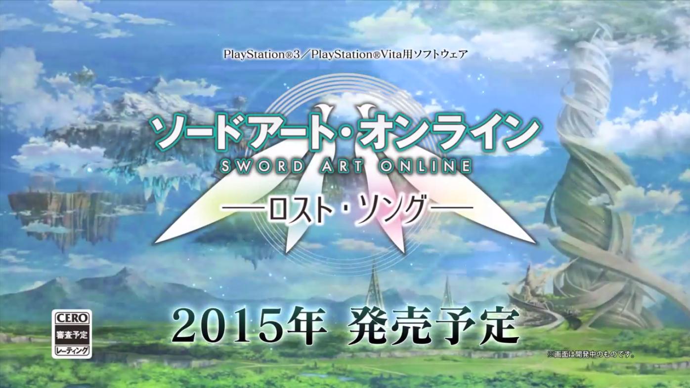 [ Info-Anime ] Kamu Bisa Terbang Bersama Kirito Dalam Game Terbaru Sword Art Online Lost Song