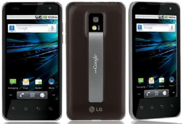 T-Mobile G2x P999