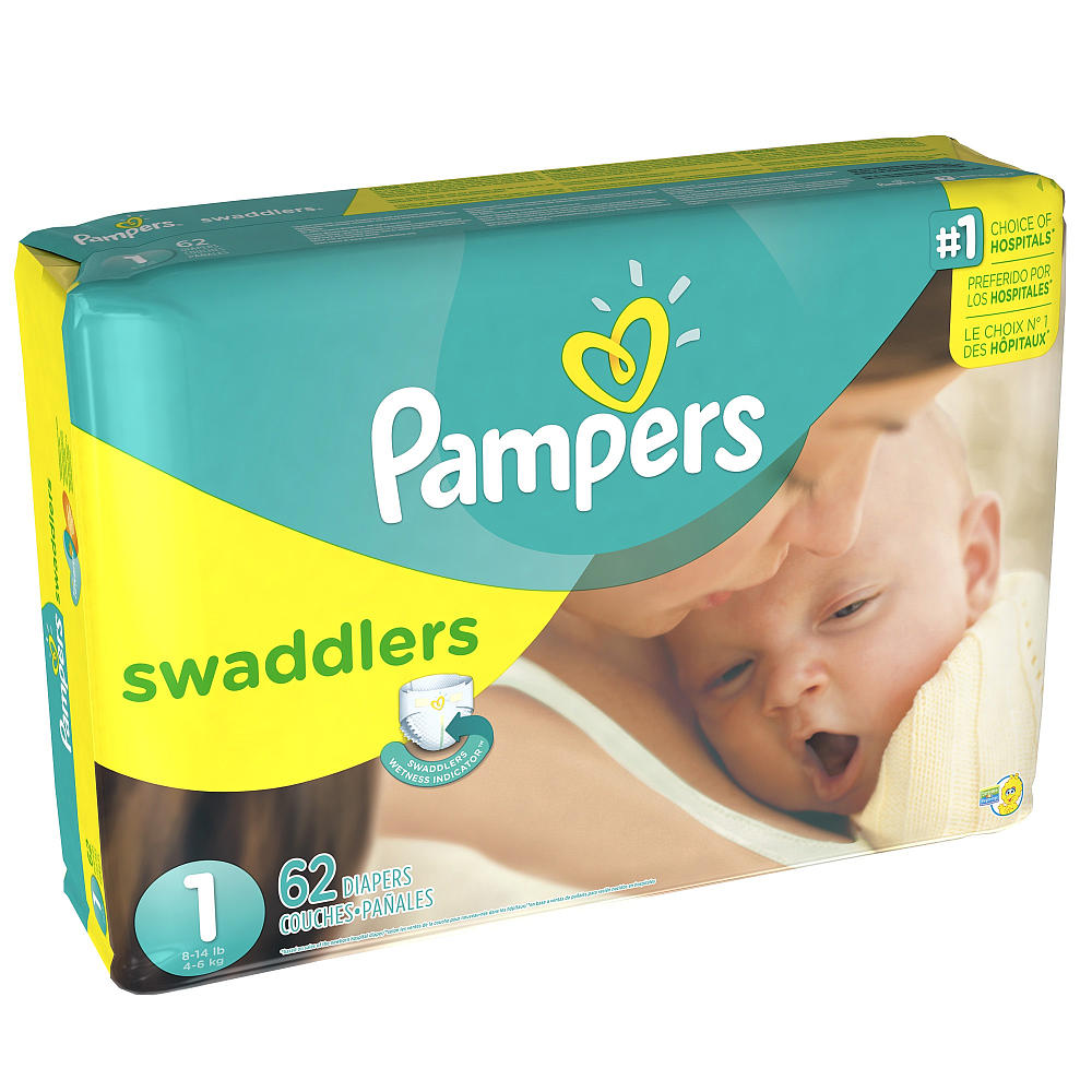 Pampers Blankie Soft comfort and protection; Pampers Swaddlers materials are the #1 Choice of US Hospitals Pampers, , Pampers Swaddlers Diapers Size 6 count: Baby Products - Wrap your baby in Pampers's softest diaper from th SKU. 0fbYSVS2mi82mg8iwWUq8U.