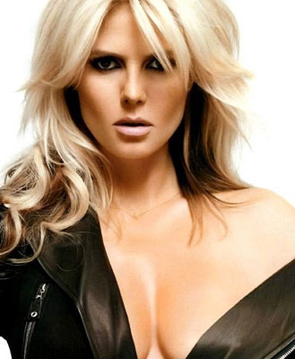 Beautiful German Models and Actress Photos: Heidi Klum Beautiful ...heidi model