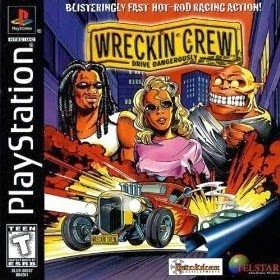 Wreckin Crew - PS1 - ISOs Download