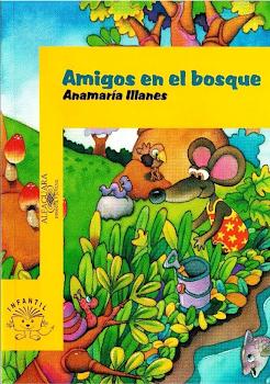 """Lectura 4: """"Amigos en el Bosque"""""""