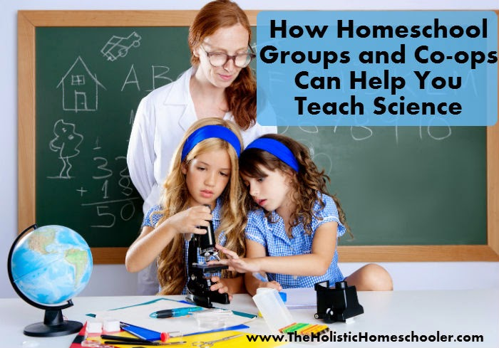 Learn how homeschool groups and co-ops can make it easier to teach science to your middle school student.