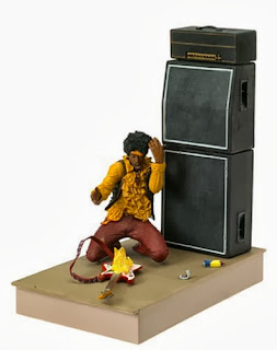 Hendrix Monterey Figure by McFarlane Toys