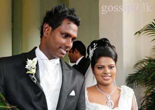 Captain Angelo Mathews Got Married + gossip9 photo