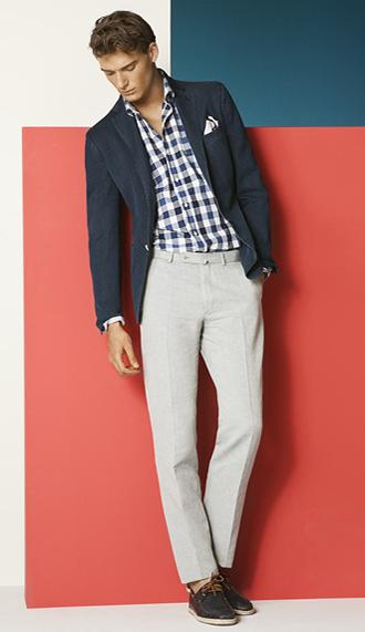 pantalones hombre Massimo Dutti