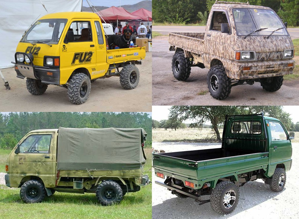 Desarrollo y Defensa: ¿Qué son los Mini-Truck?