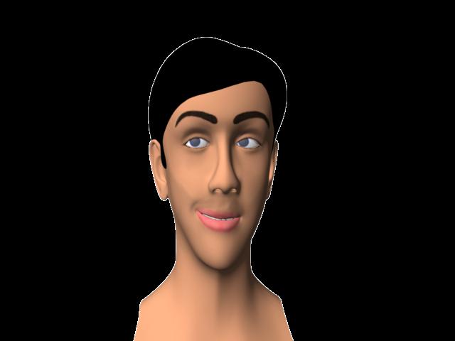 3D_Human_Facial
