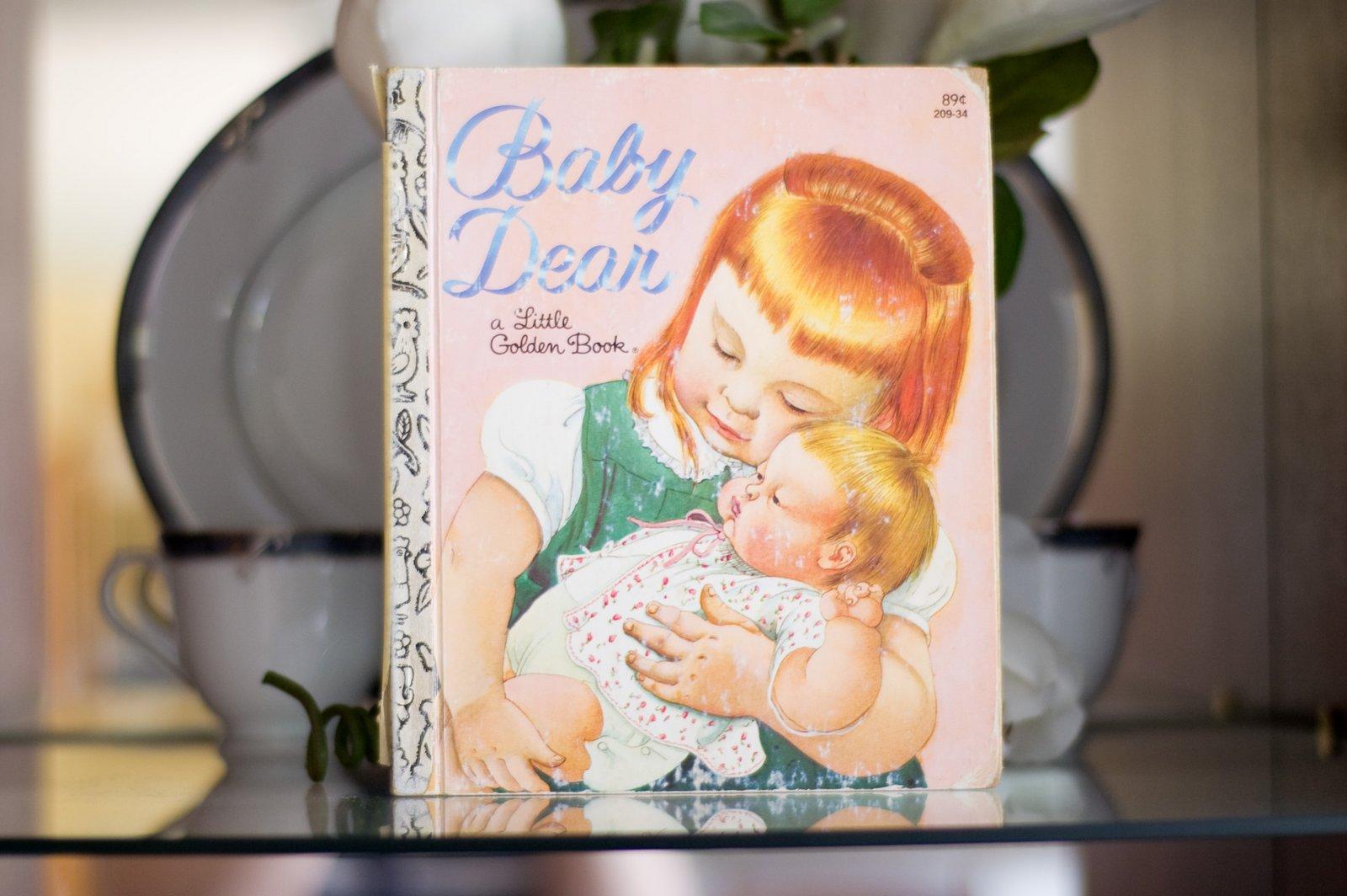 Baby Dear Book